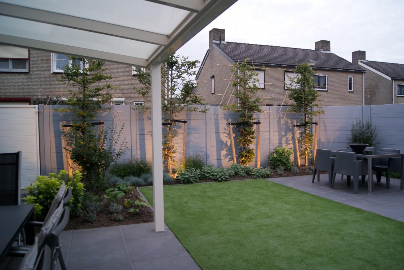 Tuin Ontwerpen Voorbeelden : Kleine tuin ontwerpen voorbeelden